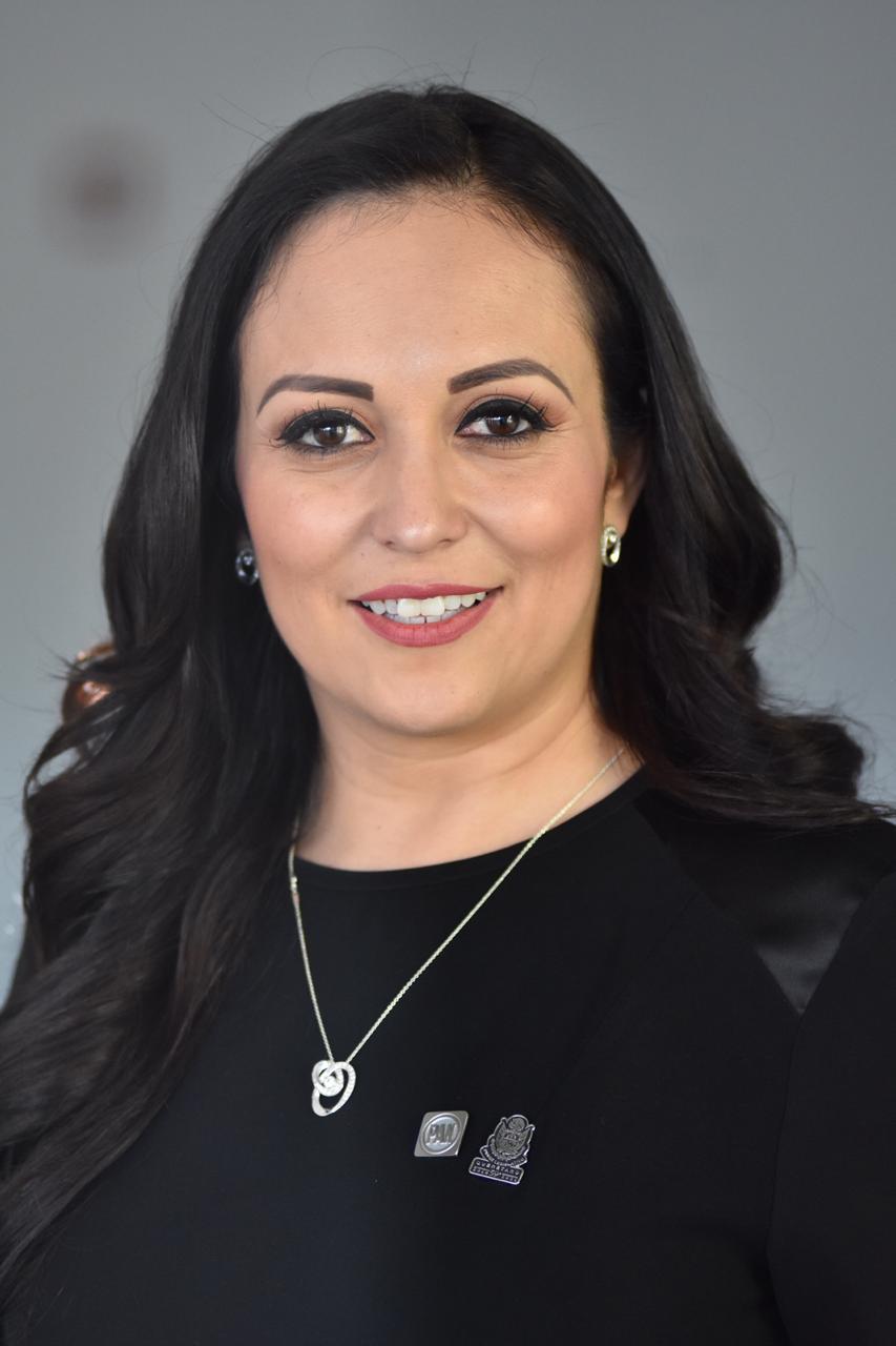 Dip. Leticia Rubio Montes