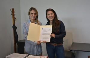 Dips. Tania Palacios y Daniela Salgado