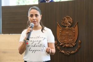 Foto2 Dip. Daniela Salgado, Asamblea Obrera
