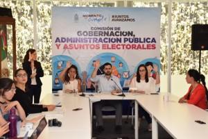 Comisión de Gobernación 2