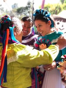 Foto, boletín Dip. Ma. Concepción Herrera