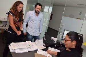 foto2 Diputados Abigail Arredondo y Agustín Dorantes