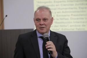 Foto Conferencia Derechos Humanos y Familia en el Sistema Internacional