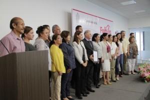 Foto1 Conferencia Derechos Humanos y Familia en el Sistema Internacional