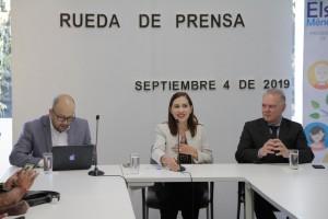 Foto1 Elsa Mendez, rueda de prensa