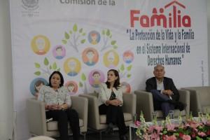Foto2 Conferencia Derechos Humanos y Familia en el Sistema Internacional