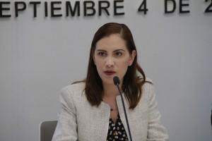 Foto2 Elsa Mendez, rueda de prensa