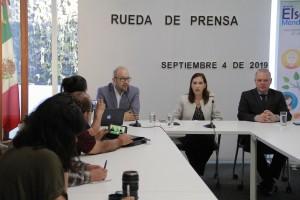 Foto3 Elsa Mendez, rueda de prensa