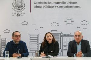 Comisión Desarrollo Urbano 1