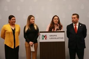 Grupo Legislativo del PRI 1