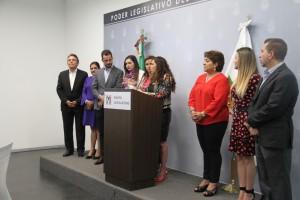 Rueda de prensa PRI 2