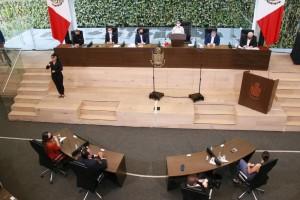 Segundo Informe de Actividades del Poder Legislativo 2